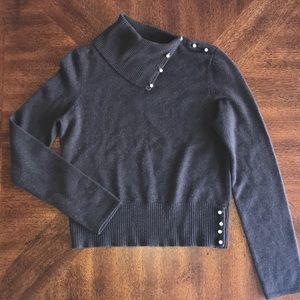 Mainbocher pure cashmere turtleneck sweater EUC